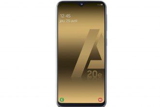 Le Galaxy A20e, un chouette petit téléphone