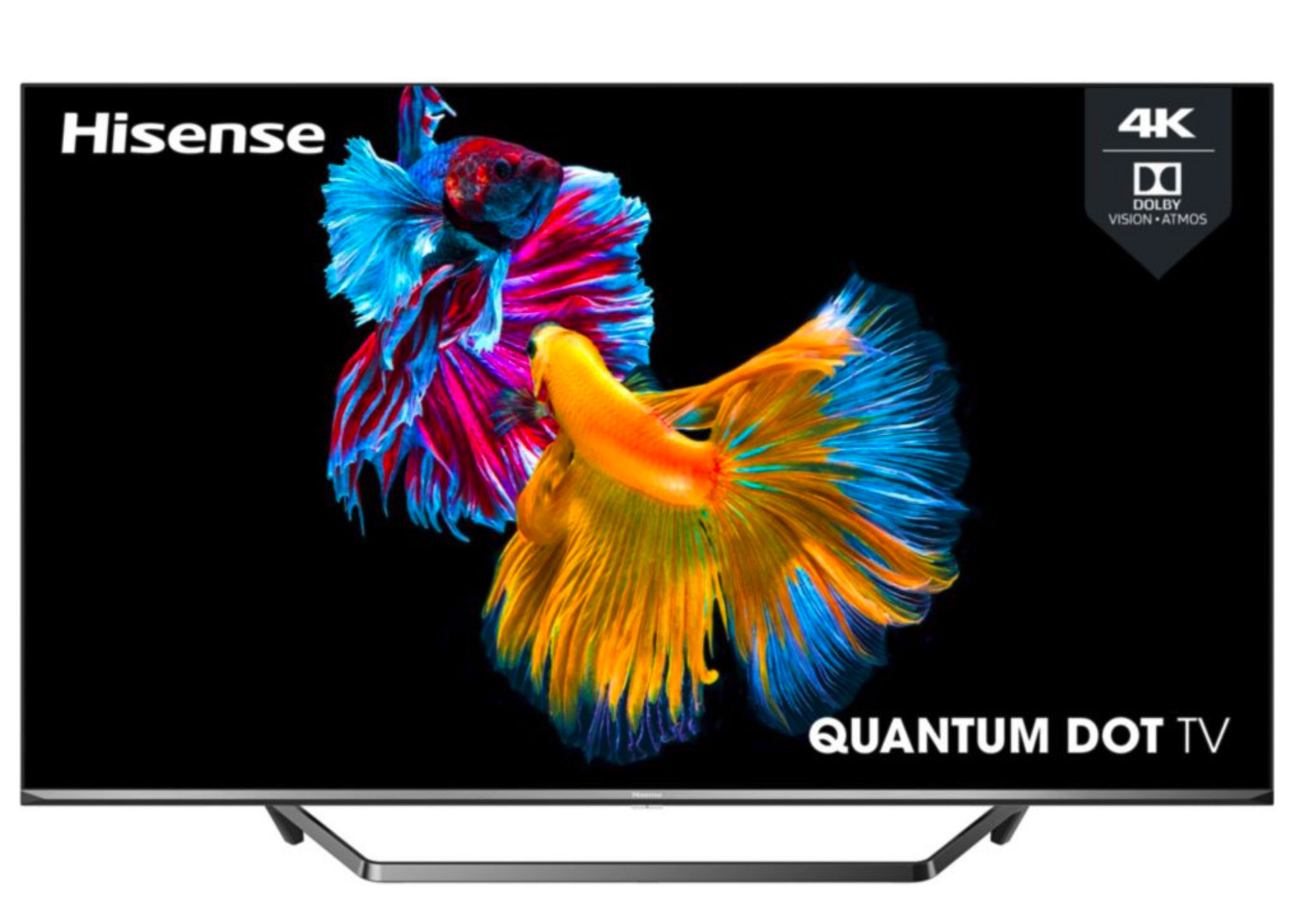 Le TV QLED HiSense 50U72QF