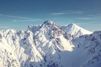 Une photo des Alpes