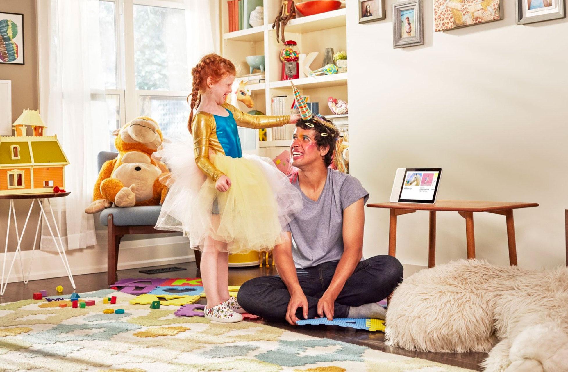 Le Lenovo Smart Display 8, un assistant pour toute la famille