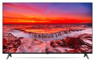 Le téléviseur LG Nanocell 65SM8050