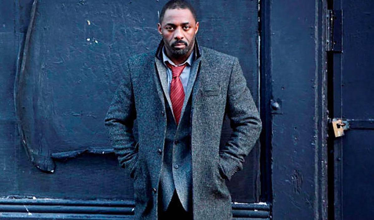 Luther, le héros de la série du même nom