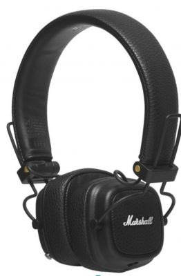 Le casque Marshall Major III