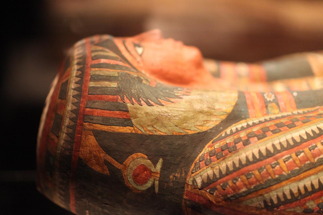 Un sarcophage