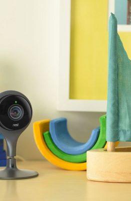 La Nest Cam Indoor, une chouette petite caméra de surveillance