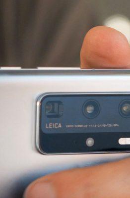Le Huawei P40 Pro, un smartphone sans compromis