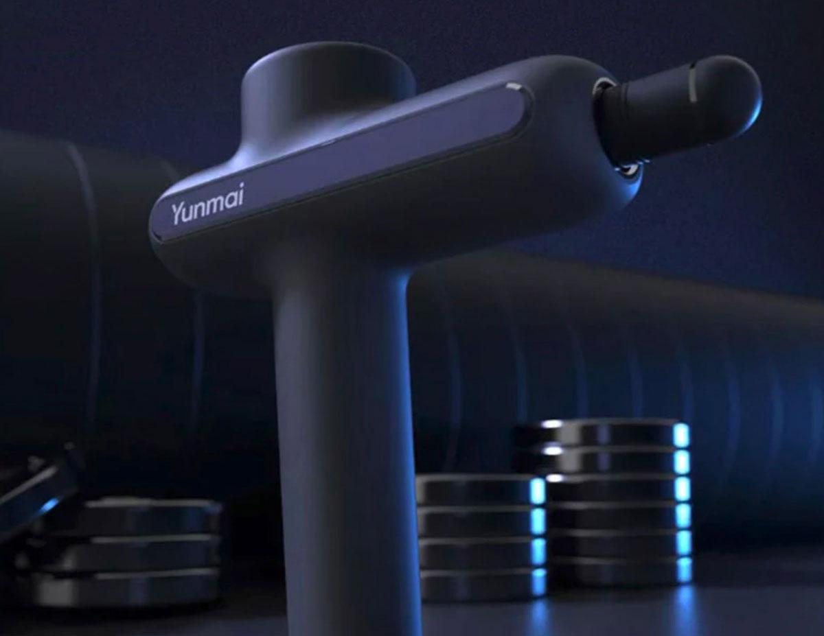 Le pistolet de massage Xiaomi est en promo