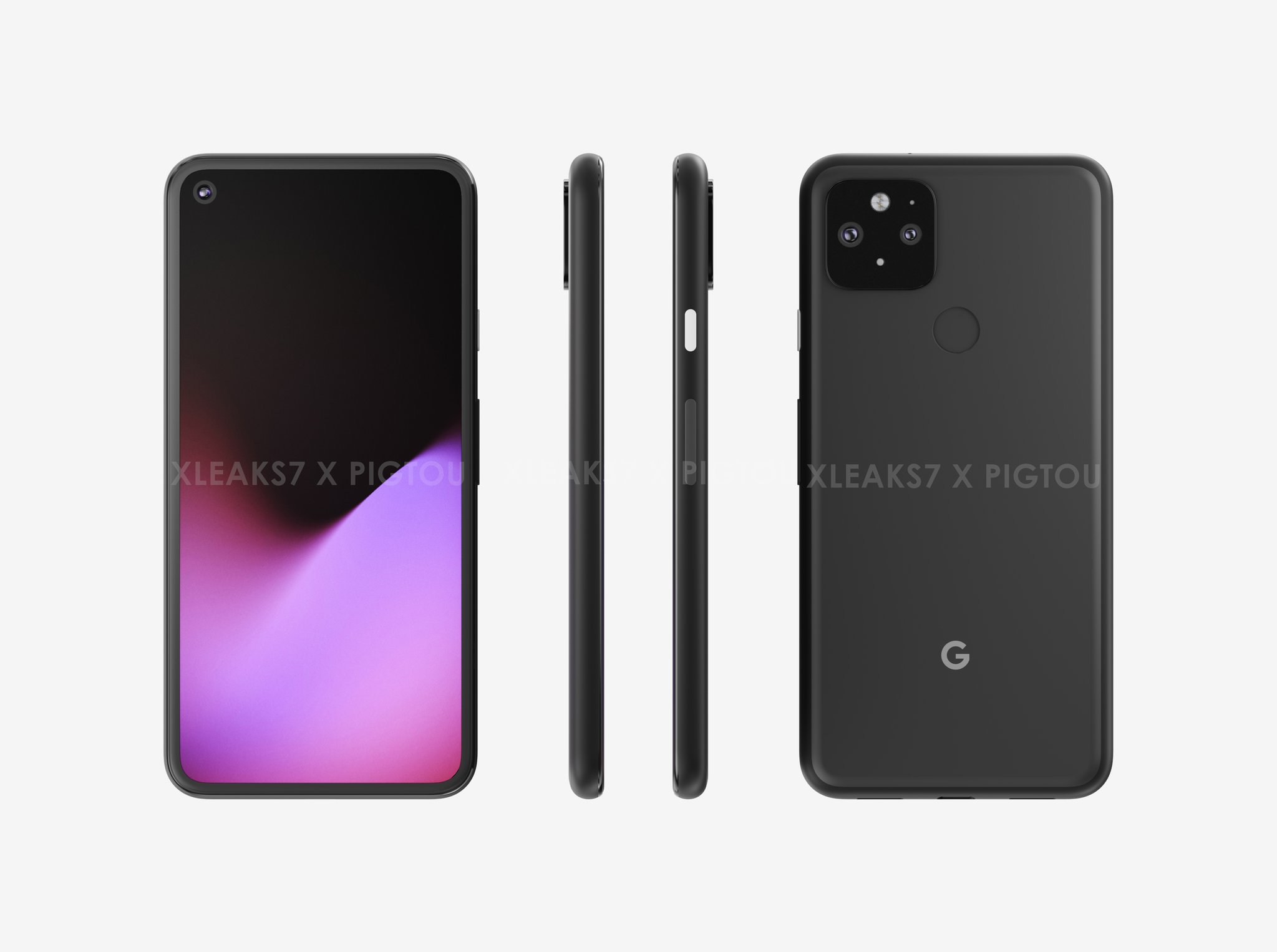 Le Pixel 5 ressemblera-t-il à ça ? - Crédits Pigtou