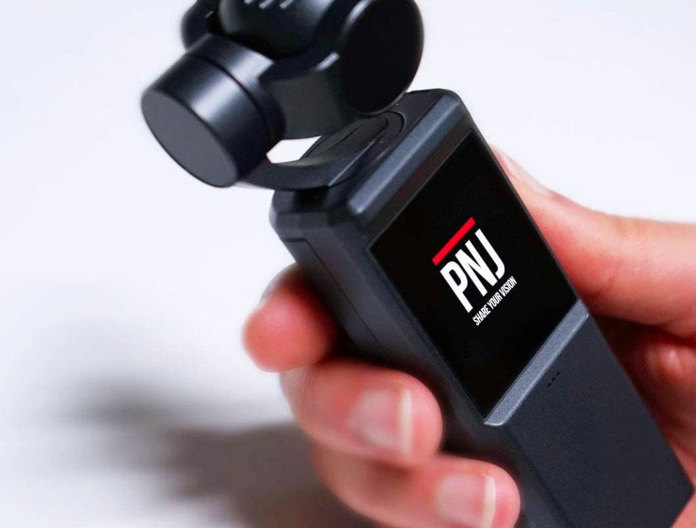 La PNJ 4K Pocket, qui rappelle inévitablement un autre produit.
