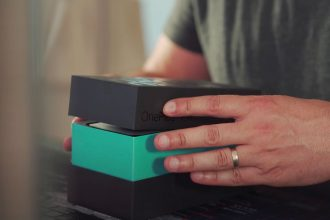 La boîte du OnePlus Nord