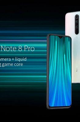 Le Redmi Note 8 Pro