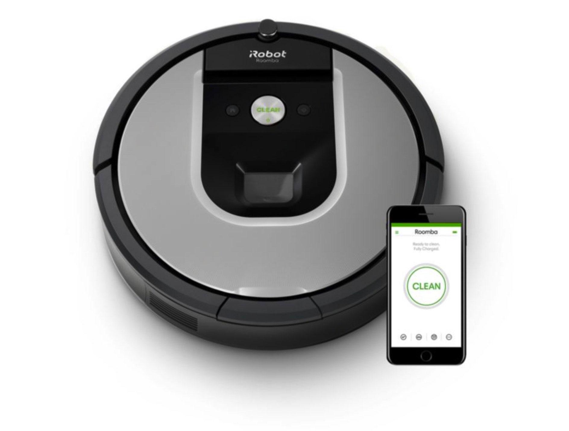 Le Roomba 965, un robot aspirateur très complet