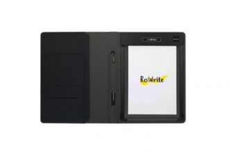 Le Royole RoWrite, un chouette bloc note connecté