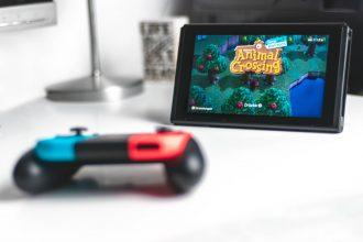 Animal Crossing sur la Nintendo Switch
