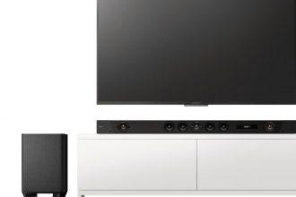 La Sony HT-ST5000, un système son complet