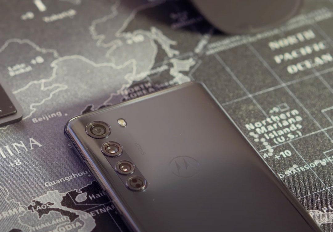Le module photo du Motorola Edge est très capable