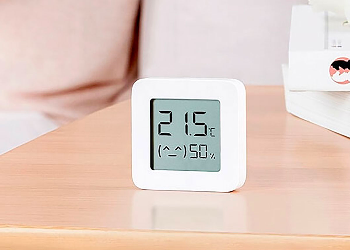 Le thermomètre de Xiaomi