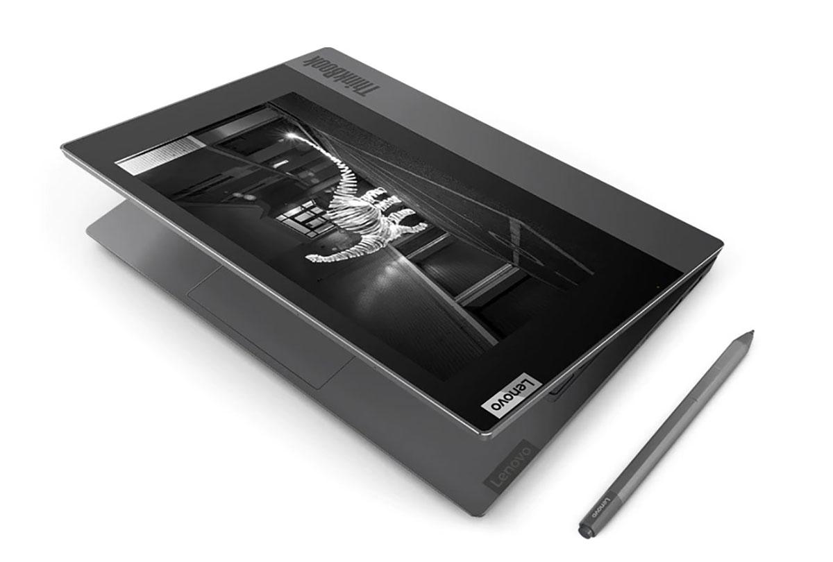 Le ThinkBook Plus est disponible en France