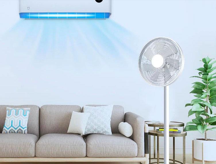 Le ventilateur connecté de Xiaomi est en promo