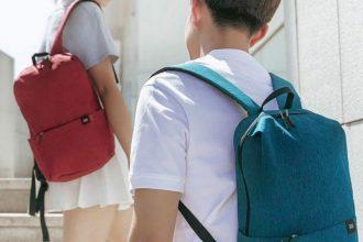 Le Xiaomi Mi Backpack 10L, un sac à dos pour la vie de tous les jours