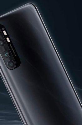 Le Xiaomi Mi Note 10 Lite, un appareil très complet