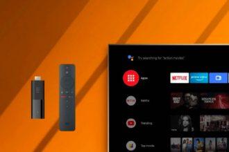 La Xiaomi Mi TV Stick, une clé discrète et compacte