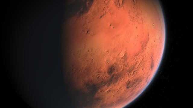 Les tubes de lave de Mars et de la Lune seraient 1000 fois plus longs que ceux de la Terre