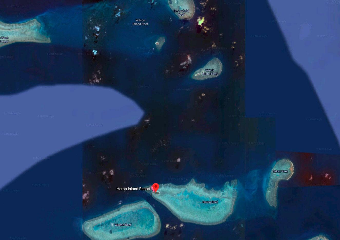 La Grande Barrière de Corail, un endroit unique