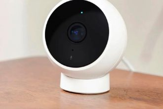 La petite caméra de surveillance de Xiaomi est en promo