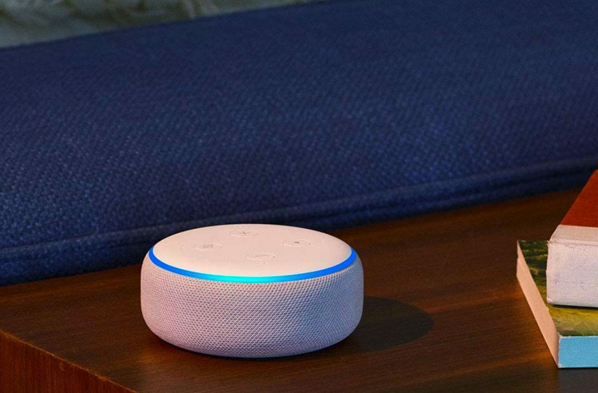 Voici l'Echo Dot de 3e génération