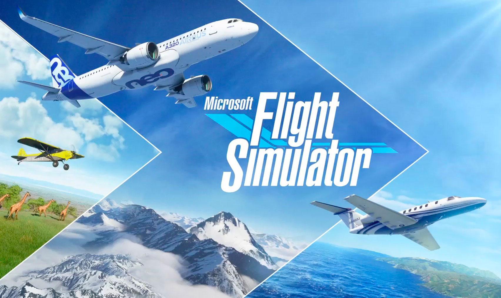 Flight Simulator 2020, un titre pas comme les autres