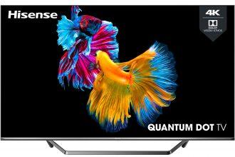 Le Hisense 50U72QF, un chouette téléviseur