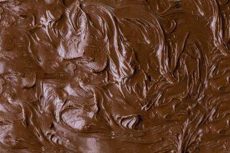 Une bonne tartine de chocolat