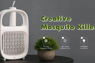 Xiaomi fabrique aussi des lampes anti moustiques