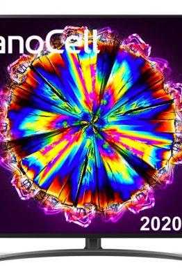 Le téléviseur TV LED LG NanoCell 55NANO916 (2020) est en promotion