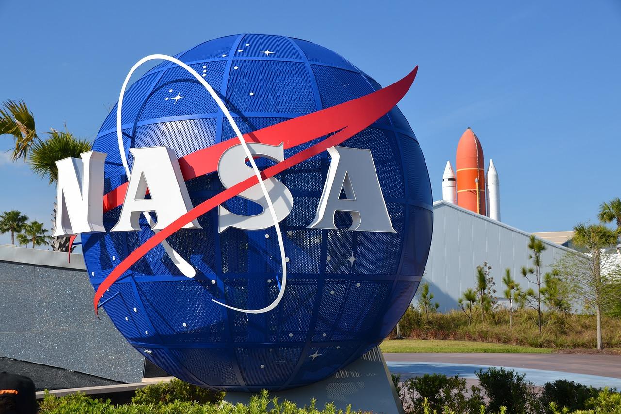 Le logo de la NASA