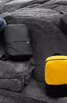 Le sac à dos 20 L de Xiaomi est en promo