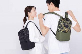 Le sac à dos de Xiaomi est proposé à prix cassé