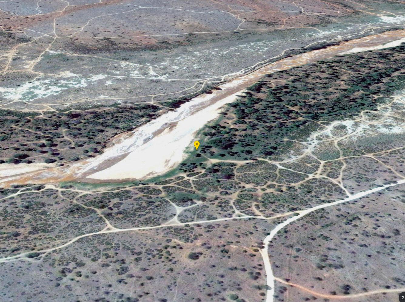 Samburu, une réserve naturelle à découvrir dans Google Maps