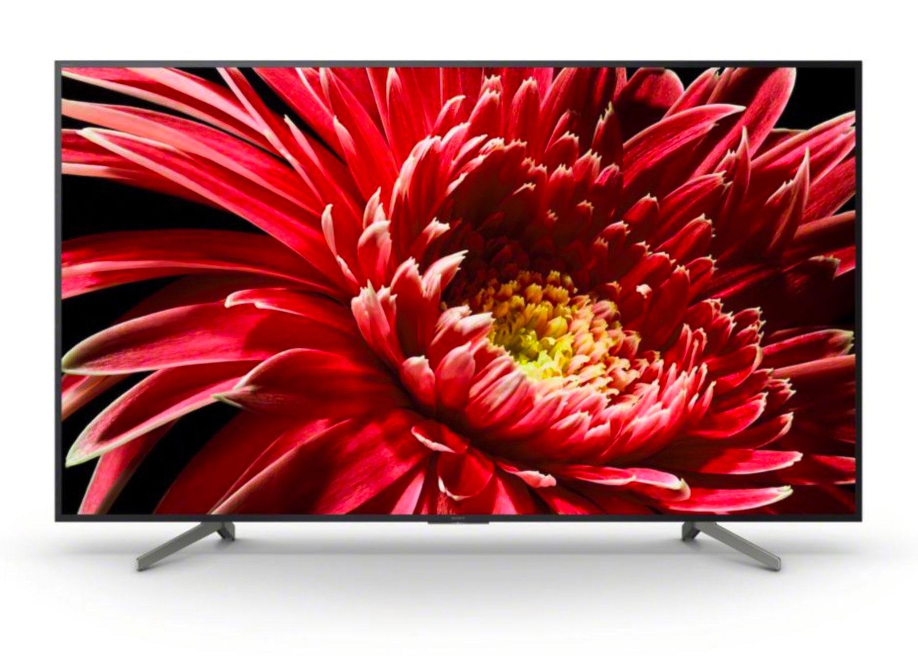 Le TV LED Sony Bravia KD85XG8596