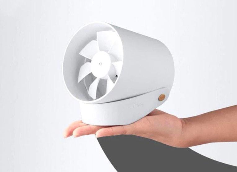 Le petit ventilateur de Xiaomi est en promo