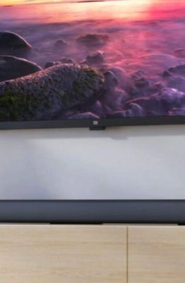 La Xiaomi Redmi Wireless TV Sound Bar est en promotion