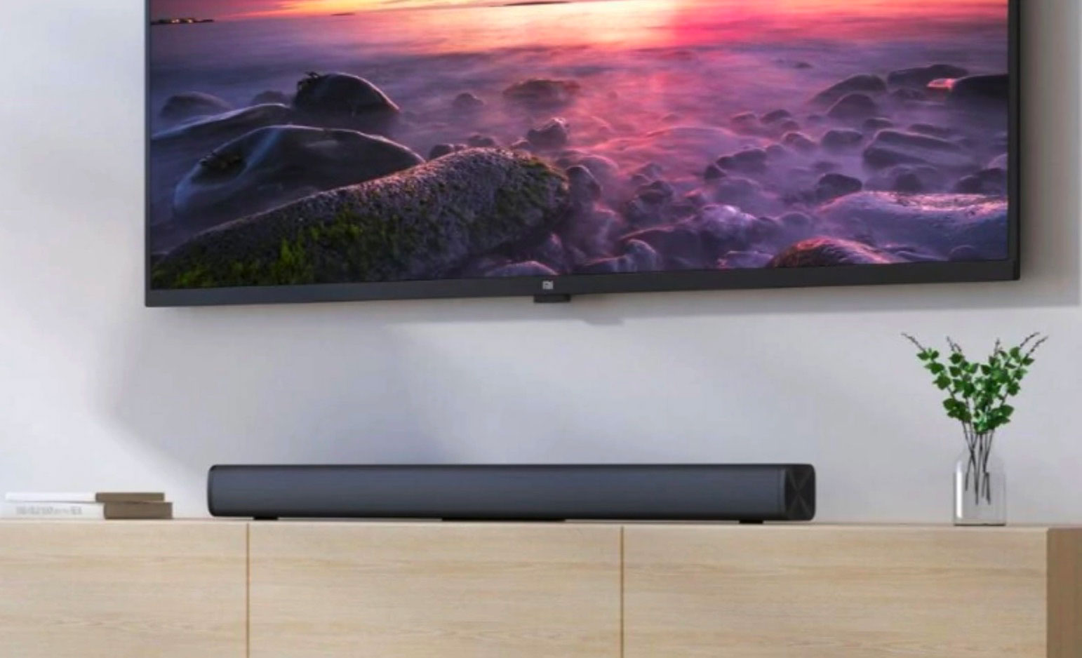 xiaomi redmi tv soundbar - The Xiaomi Redmi TV SoundBar at 39 €, a very small price for a large soundbar - FREDZONE