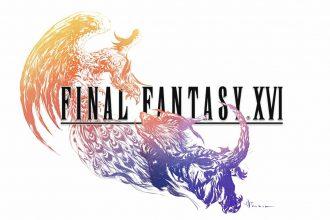 Le logo de Final Fantasy XVI