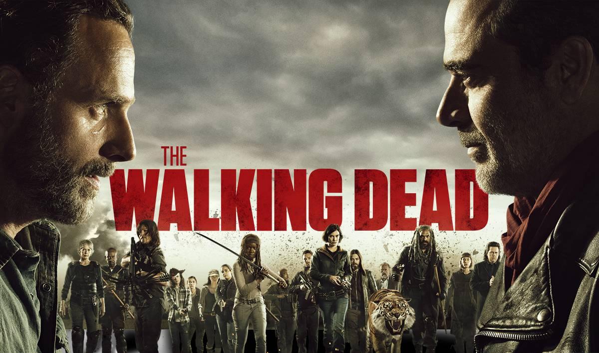 L'affiche de The Walking Dead