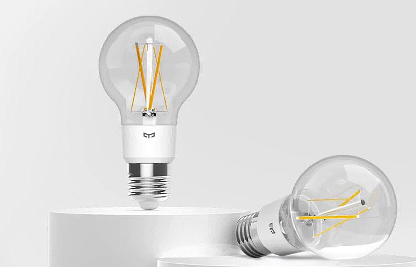 Les ampoules de Yeelight sont aussi en promotion