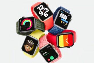 L'Apple Watch SE se décline aussi en plusieurs modèles