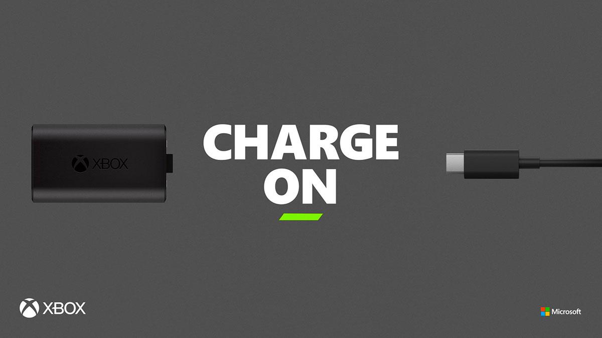 La batterie de la manette des Xbox Series X   S