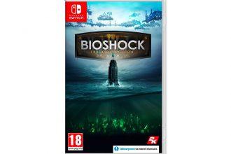 BioShock The Collection est à prix cassé en ce moment chez Amazon