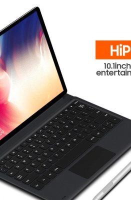 La Chuwi HiPad X, une tablette très flexible